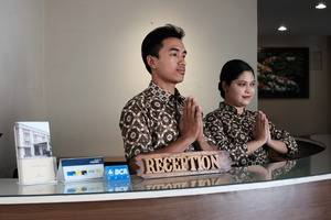 Hotel Cepu Indah 2 Cepu - Resepsionis