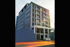 Kyriad M Hotel Sorong Papua Barat - Facade