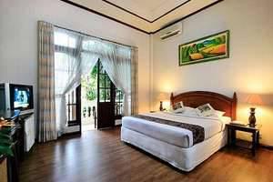 The Taman Ayu Hotel Seminyak -  Kamar w / lantai kayu