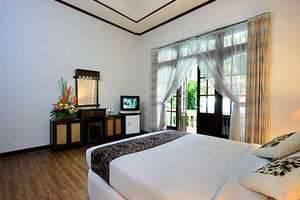 The Taman Ayu Hotel Seminyak -  Kamar Superior Kamar lantai kayu