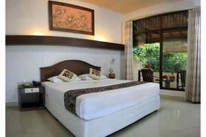 The Taman Ayu Hotel Seminyak - Kamar Superior dengan tempat tidur ganda atau twin bed.