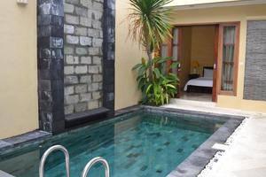 The Jas Villas Bali - Kolam Renang