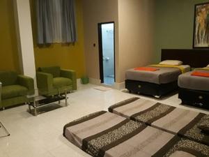 Hotel Wisma Indonesia Kendari - Family Room