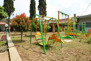 Villa Vanda Malang - Playground