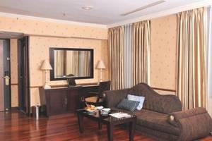 Golden Boutique Hotel Jakarta - Ruang tamu