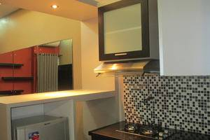 The Suite Metro Ghotic Apartment Bandung -