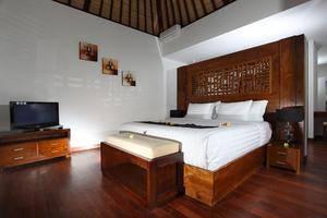 Bayad Ubud Bali Villa Bali - Kamar Tamu