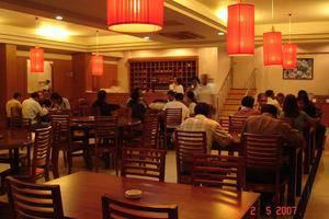 Amans Hotel Ambon - Restaurant