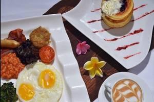 The Trawangan Resort Lombok - Makanan