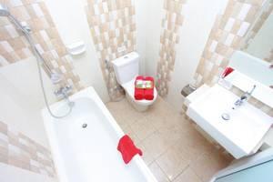 Andelir Convention Hotel Semarang - Kamar mandi
