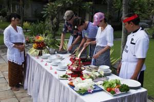 Puri Bagus Candidasa Bali - Kelas Memasak