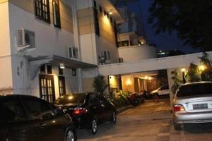 Lagura Residence Jakarta - pemandangan sisi