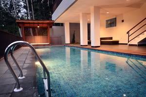 6 BR Pool Villa Dago Hill View