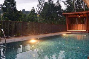 Cempaka 2 Villa Dago Private Pool Bandung - pic10