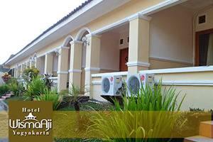 Wisma Aji Yogyakarta - Balkon