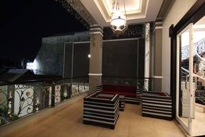 Griya Jogja - Balkon