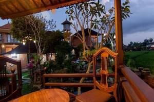 Ganesha Ubud Inn Bali - Ruang tamu