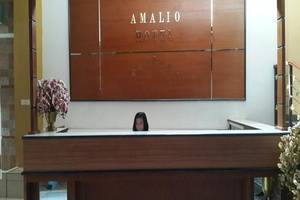 Amalio Hotel Bandung - Resepsionis