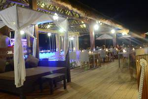 Grand Sunset Gili Air Resort Lombok - Restoran