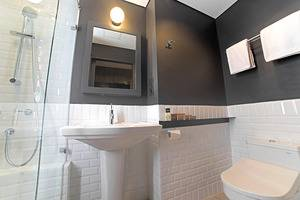 Rooms Inc Hotel Semarang - Bathroom