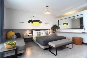 Rooms Inc Hotel Semarang - Deluxe Queen