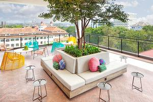 Rooms Inc Hotel Semarang - Media corner