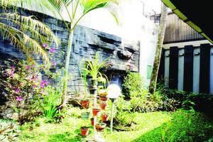 Otten Inn Bandung -  Taman