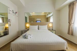 Red Planet Pasar Baru Jakarta - Double Room