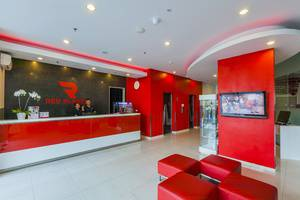 Red Planet Pasar Baru Jakarta - Lobi