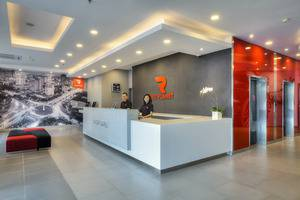 Red Planet Jakarta Pasar Baru - Lobby