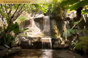 The Papandayan Hotel  Bandung - Tropical Garden