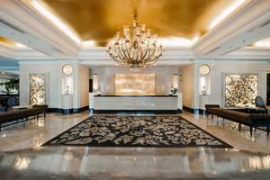 The Papandayan Hotel  Bandung - Lobby