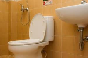 Hotel Premium Belitung - Toilet