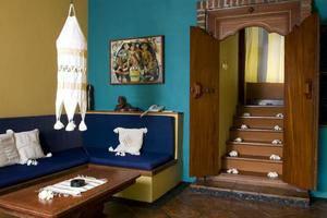 Puri Madawi Hotel Bali - Ruang Tamu