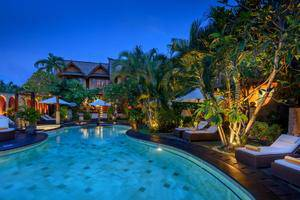 Puri Madawi Hotel Bali - Kolam Renang