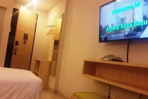 Hotel Arjuna Kota Batu Malang - Kamar Tidur