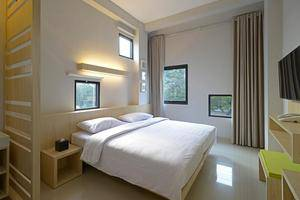 Hotel Arjuna Kota Batu Malang - Hollywood Double