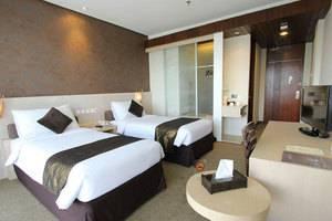 Ratu Hotel Bidakara Serang - Superior (28/Mar/2014)
