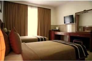 Bali Paradise City Hotel Bali - Twin bed room