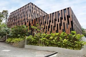 Amanuba Hotel & Resort Rancamaya Bogor - Exterior