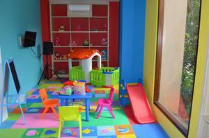 Amanuba Hotel & Resort Rancamaya Bogor - Kids club