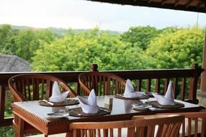 Sekar Nusa Villas Bali - Restoran La Terrace