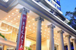 Regata Hotel Bandung - BANGUNAN HOTEL REGATA