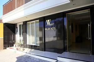 Hotel Walan Syariah Surabaya - Pintu masuk utama