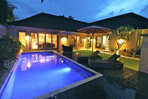 Tis Villa  Seminyak - Kolam Renang (2 Bedroom pool villas)