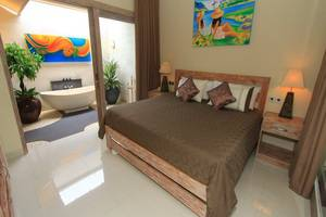 Tis Villa  Seminyak - 2 Bedroom pool villas