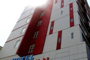 Hotel Grand Imawan Makassar - Tampilan Luar Hotel