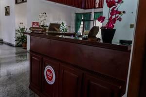 NIDA Rooms Tugu Kujang Bogor - Resepsionis