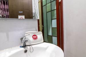 NIDA Rooms Airport Kiman Pakualaman - Kamar mandi
