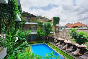 Hotel Puriartha Ubud Bali - Pool
